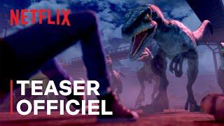 Jurassic world : la colo du crétacé :  teaser VF