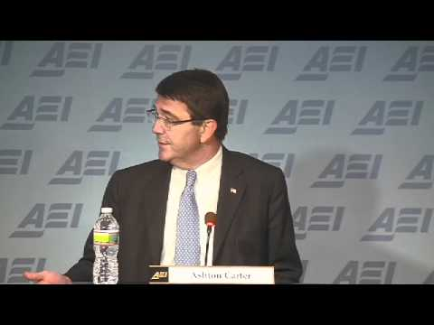 Ashton B. Carter: The defense industry of the future - YouTube