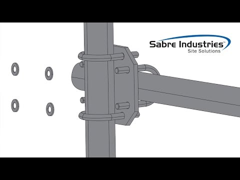 Sabre Site Solutions: HD V-Boom Installation