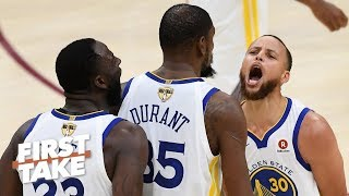 'Nobody's beating the Warriors' in their last season together - Stephen A. | First Take
