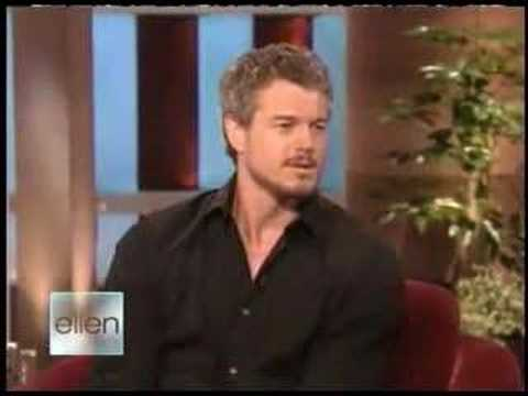 Eric Dane on Ellen - YouTube