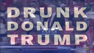 DRUNK DONALD TRUMP Hilarious clips