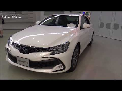 The new TOYOTA MARK X 2020