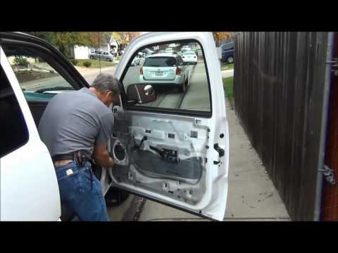 How to install car door speakers in a gmc sierra musica for 03 silverado door panel