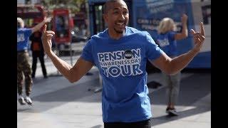 Amazing Flash Mob at Kings Cross, London!