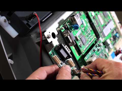 How to do an EMV Cardreader upgrade on Genmega and Hantle ATMs