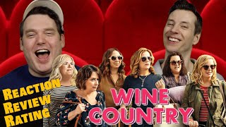 Wine Country - Trailer Reaction/Review/Rating