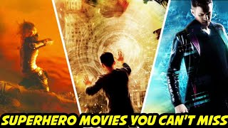 10 Superhero Movies other than Marvel and DC That You Can Watch