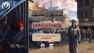 La Resistance - Agency Feature Highlight preview image