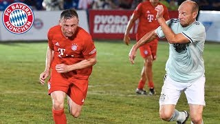 FCB Legends triumph in Pula | Legends Tournament from Croatia | ReLive