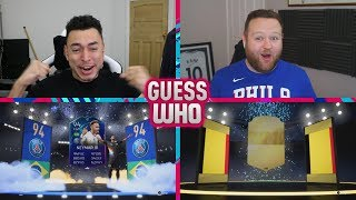 OMG WE PACKED TOTGS NEYMAR 😱 THE GREATEST EPISODE OF GUESS WHO FIFA EVER🔥