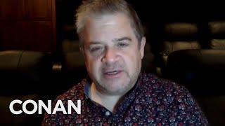 Patton Oswalt Thinks A Gen X Temper Tantrum Is Coming - CONAN on TBS