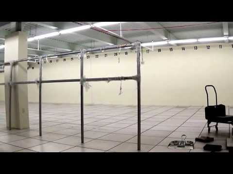 AIMS Data Center Progress Video June 17 2013
