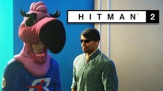 Go Flock Yourself - Hitman 2 Gameplay Part 2