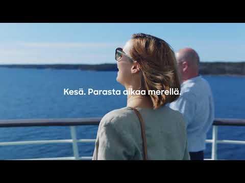 KESÄ - Parasta aikaa merellä