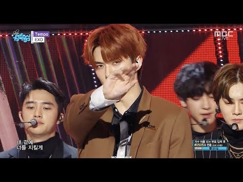 EXO(엑소) - TEMPO(템포) 컴백주 교차편집 [Stage Mix] VER.1