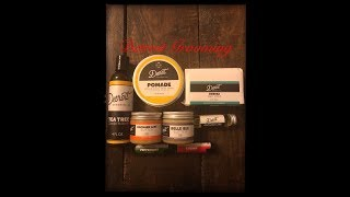 Detroit Grooming Product Review - Pt. 1 {Beard Oil, Beard Butter, Conditioner} (Highly Recommend)