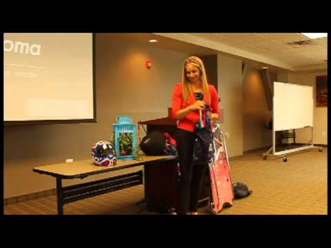 2013 Skeleton Athlete of the Year: Noelle Pikus-Pace - YouTube