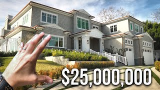 NEW HOUSE PROJECT: 25 Million Mansion with Insane Views!!