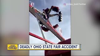 State fair to open without rides after deadly malfunction