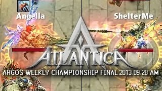 AR Weekly AM Final 2013-09-28: Angella vs. ShelterMe