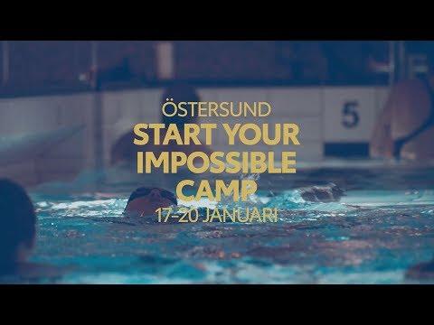 Start Your Impossible Camp - Östersund 17-20 januari 2019