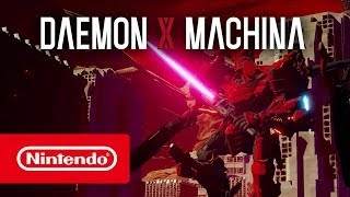Daemon X Machina - E3 2018 Trailer (Nintendo Switch)