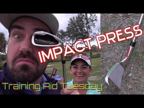 Impact Press (Training Aid Tuesday)