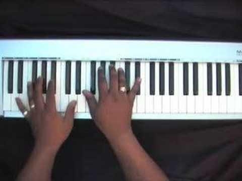 Be Encouraged - William Becton - Piano Tutorial