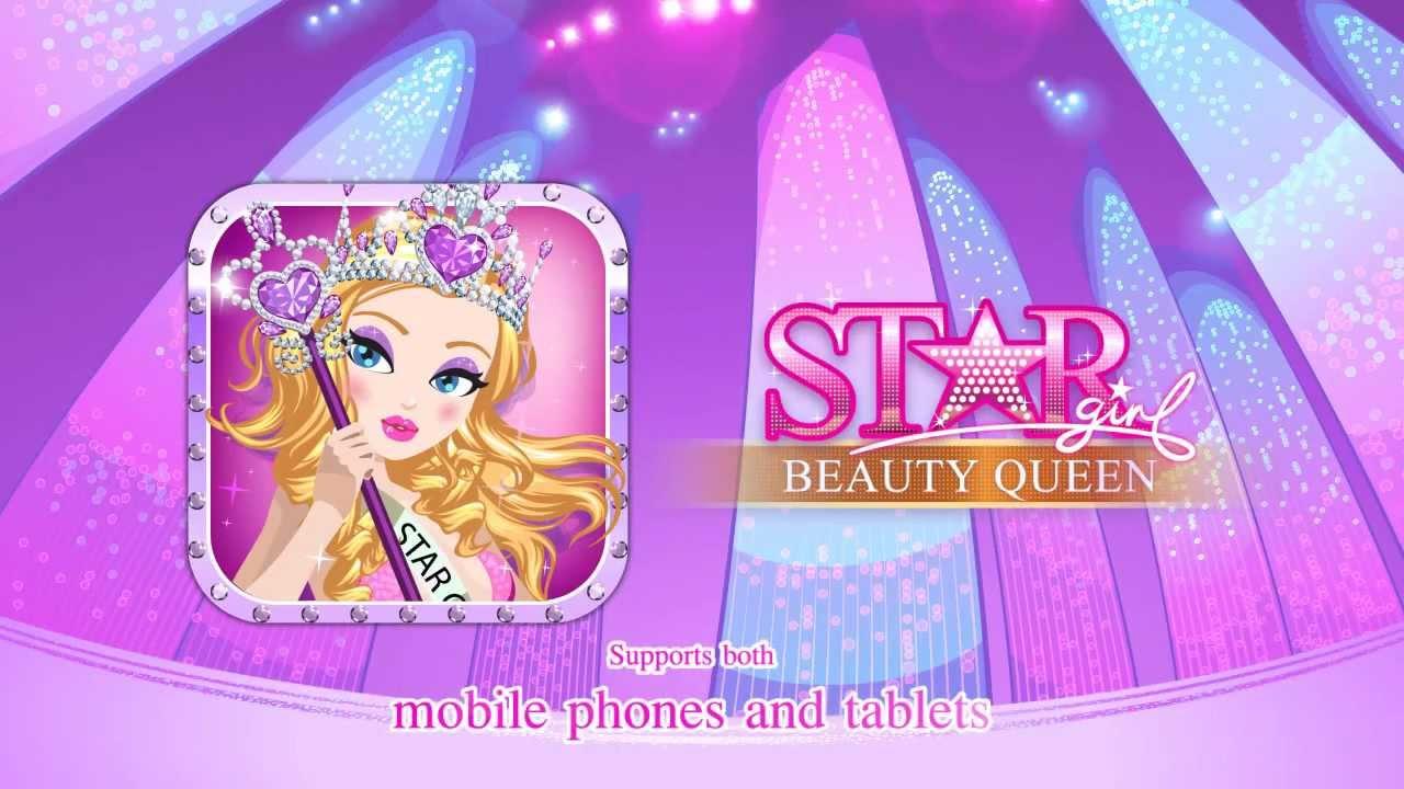 เล่น Star Girl ราชินีแห่งความงาม on PC 1
