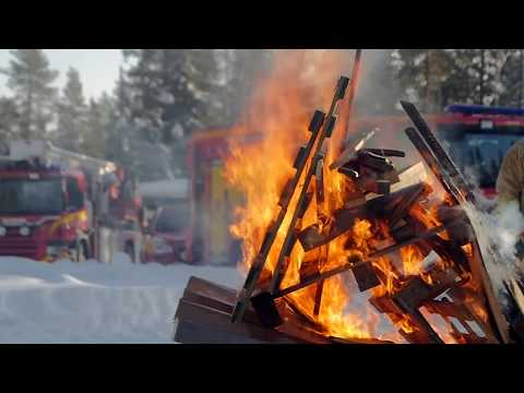 FIRE FIGHTING MODULE - SCANDINAVIAN TERRAIN VEHICLES -