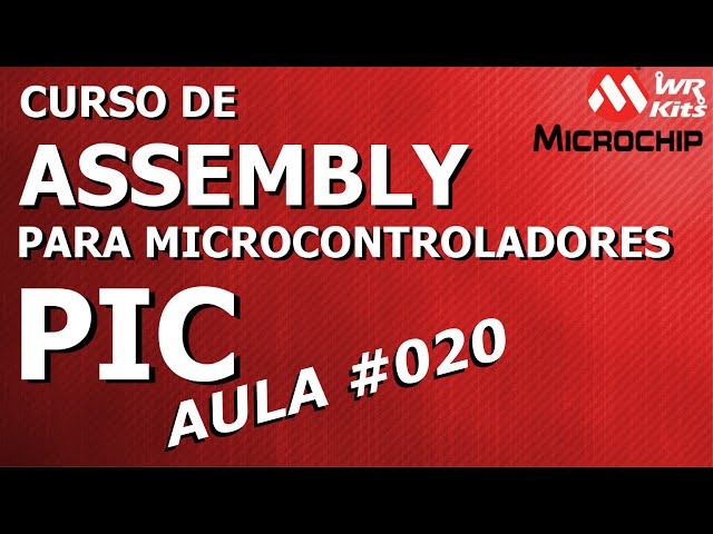 INICIALIZAÇÃO DOS REGISTRADORES | Assembly para PIC #020