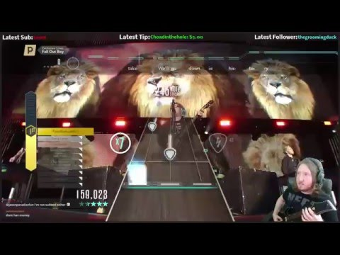 Fall Out Boy - Centuries (Live) (Guitar Hero: Live, Expert, 100% Full Combo)