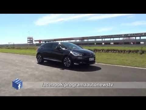 Baixar Motor 3 France e teste com o Citroën DS5