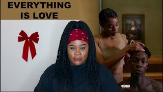 """BEYONCÉ and JAY-Z's New album """"THE CARTERS - EVERYTHING IS LOVE"""" 