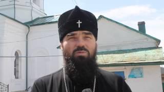 Архиепископ Горловский и Славянский Митрофан о войне