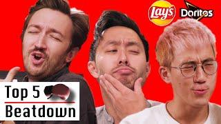 Food Critic Ranks Top 5 Chips • Top 5 Beatdown