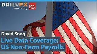 DailyFX Live Data Coverage: U.S. Non-Farm Payrolls (NFP) (AUG)