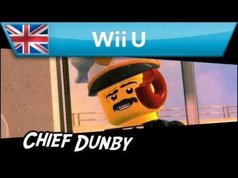 LEGO CITY Undercover - Webisode 2: Meet Chief Dunby (Wii U)