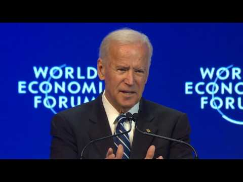 Davos 2017 - Special Address by Joe Biden Vice President of the United States