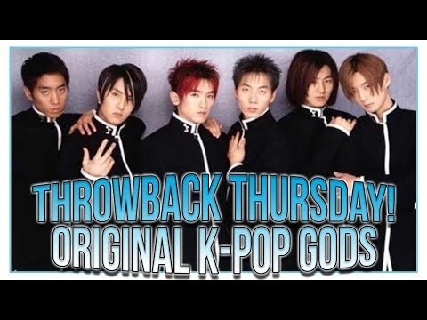 THE ORIGINAL K-POP IDOLS! THROWBACK THURSDAY: Shinhwa - Perfect Man | Reaction!