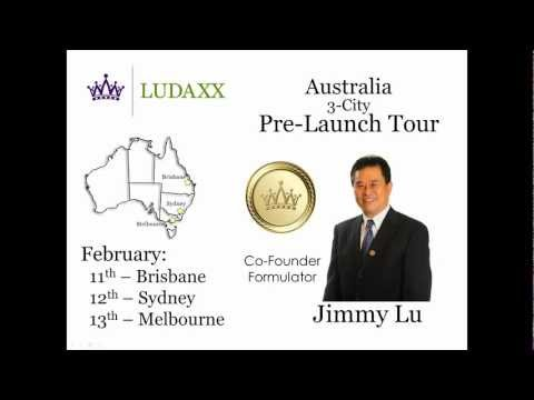 Ludaxx Weekly Corporate Update Webinar - February 11, 2013