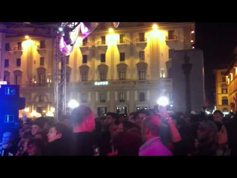 Baixar Notte Bianca Firenze (30.04.2012) - Video 5