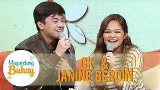 CK shares about Janine's funny moments | Magandang Buhay