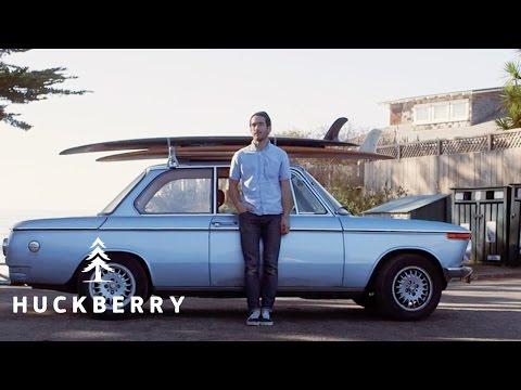 Huckberry x Taylor Stitch - Behind the Brand