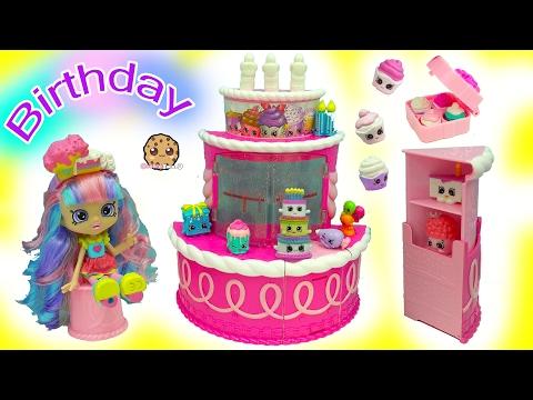 Shopkins Season 7 Shoppies Tiara Sparkles Rainbow Kate