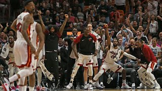 """Spoelstra on win over the Pistons: """"You can feel the energy """""""