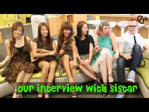 Sistar Interview
