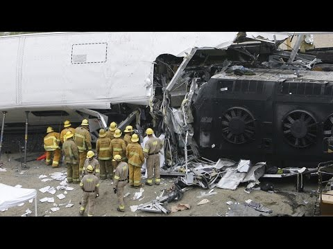 Investigators retrieve black box from New Jersey train wreckage