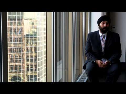 BOBBY SAHNI - Think Inside the Box (Canada Post)